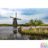 Diamond Painting Molen 40x50cm_