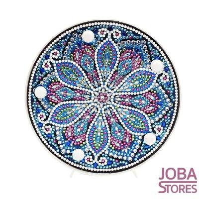 Diamond Painting Lamp Mandala 05