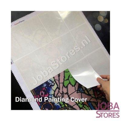 Diamond Painting Deckfolie 10x15cm (20 Stück)