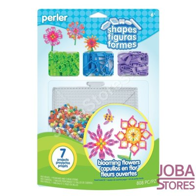 Perlen aufblühen Blühende Blumen