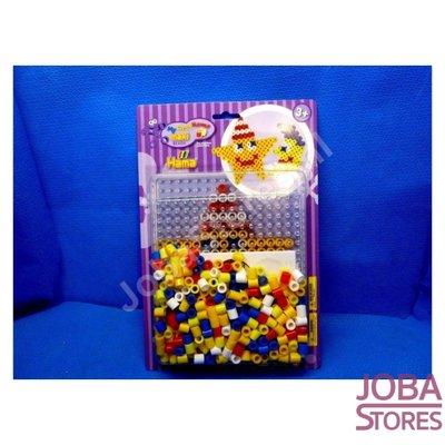 Perlen aufbügeln Hama Maxi Kit Star + Moon