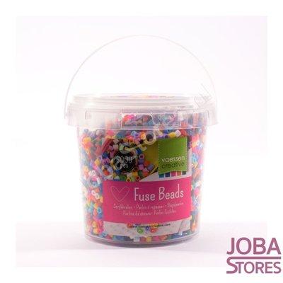Perlen aufbügeln Assorti Bucket Primair (6000 Stück)