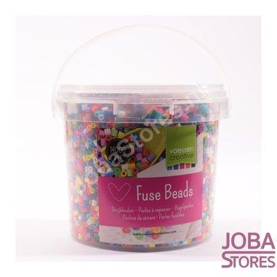 Perlen aufbügeln Assorti Primary Bucket (14000 Stück)