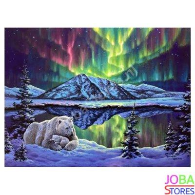 Diamond Painting Noorderlicht 40x50cm