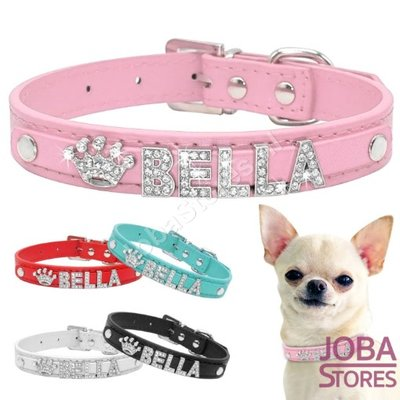 Custom Honden Halsband