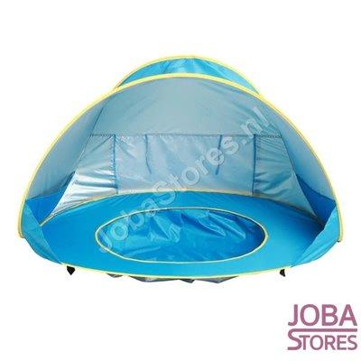 Baby / Honden Strand Tent Blauw opvouwbaar