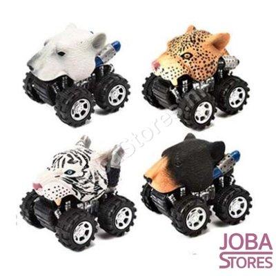 Beast Cars Set 001 (4 stuks) !Spaar ze allemaal!